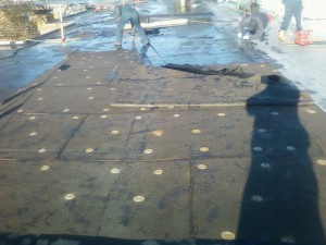 massachusetts rubber roofing flat roof contractor local experienced working commercial flat rubber roof